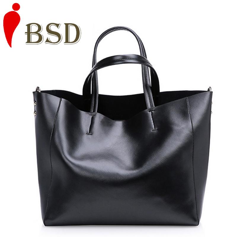 2016 women leather handbags large tote bag dollar price luxury handbags women bags designer famous brands women messenger bags(China (Mainland))