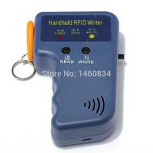 Handheld 125 khz H-ID card copier writer duplicator rfid + 5 pz t5577 h id telecomandi scrivibili pub appartamento di parcheggio(China (Mainland))