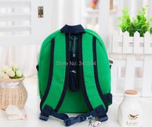 Child polo small school bags children anti lost canvas backpack Kids kindergarten bag 100 cotton mochila