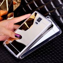 Ultra Thin Electroplate Mirror Case Cover For Samsung Galaxy S7 S6 Edge Plus Note 4 Note 5 A5 A7 A8 J5 J7 A3 A5 A7 2016 Coque(China (Mainland))
