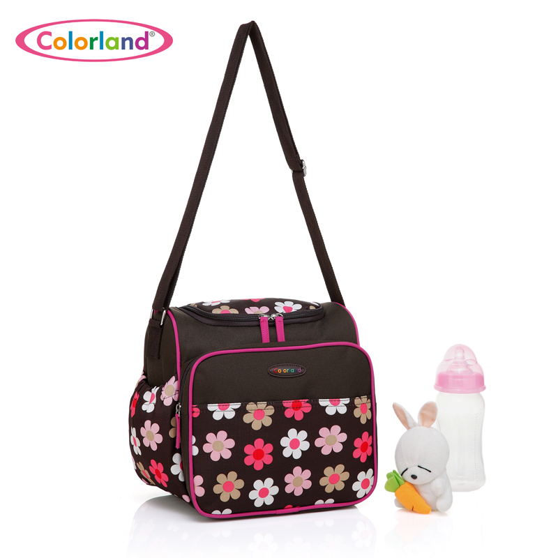 fashion diaper bag colorful nappy bag waterproof mummy bags multifunction baby bags shoulder. Black Bedroom Furniture Sets. Home Design Ideas