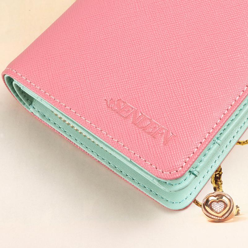 women long purse wallet