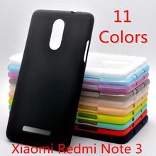 Телефон чехол для Xiaomi редми примечание 3 ( 5.5 дюймов ) Ultra Slim Fit 0.5 мм мягкая прозрачная и матовая тпу для редми примечание 3