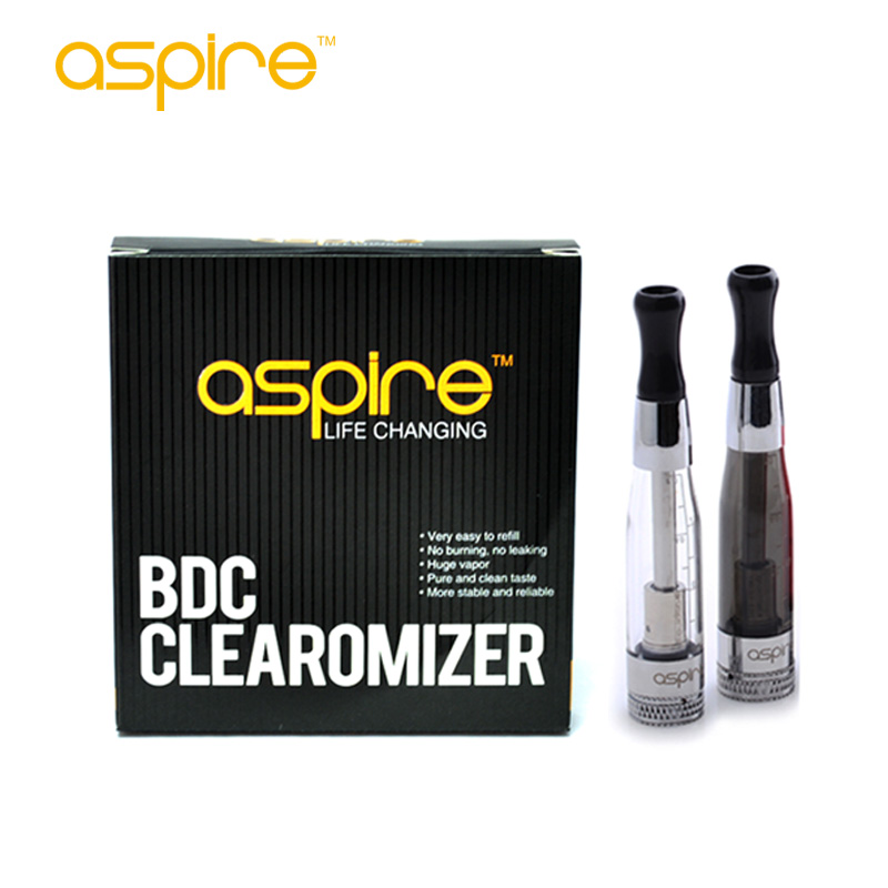 100% Original Aspire Electronic Cigarette Ego CE5 Clearomizer 1 Atomizers Bottom Vertical Coil