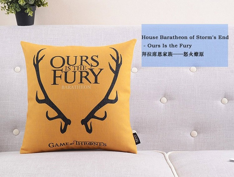 Диванная подушка Nordic Art Style Decorative Throw Pillow 18 Ikea HD126 Nordic Art  Pillow Decoration