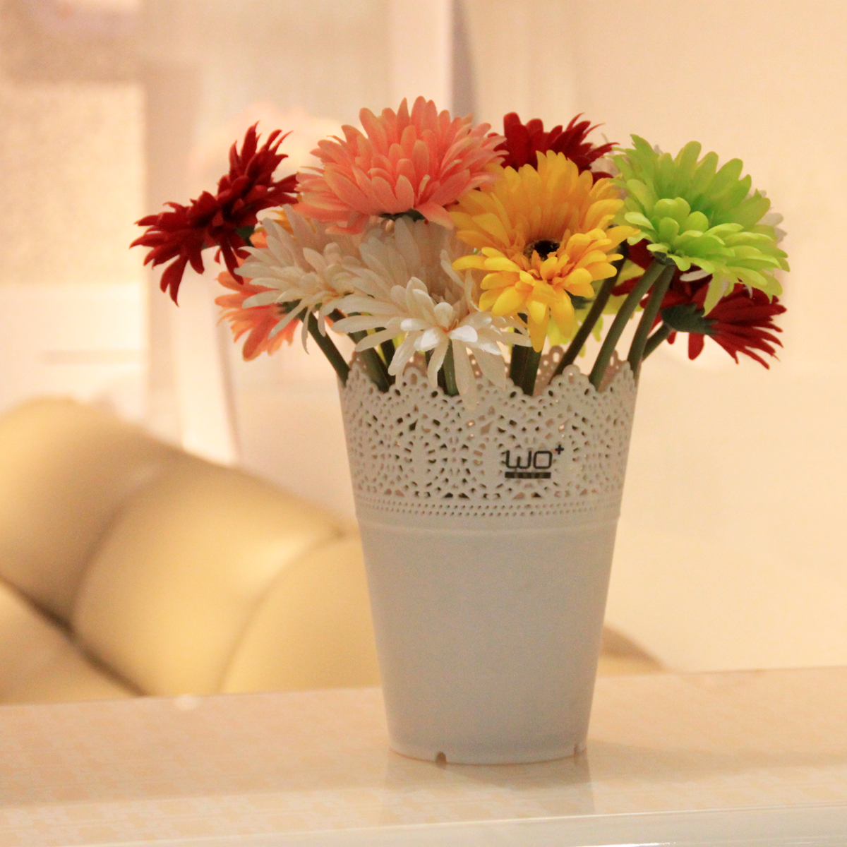 Buy free shipping artificial flower for Artificial flower for decoration