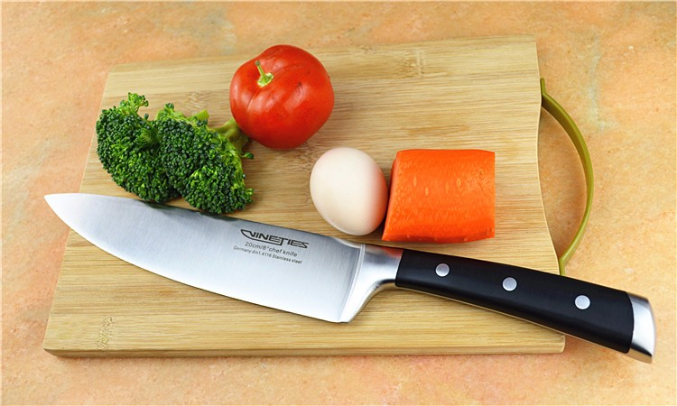 """Buy New multifunctional japanese style kitchen knife 7"""" chef knife stainless steel kitchen knives meat cleaver kitchen accessories cheap"""
