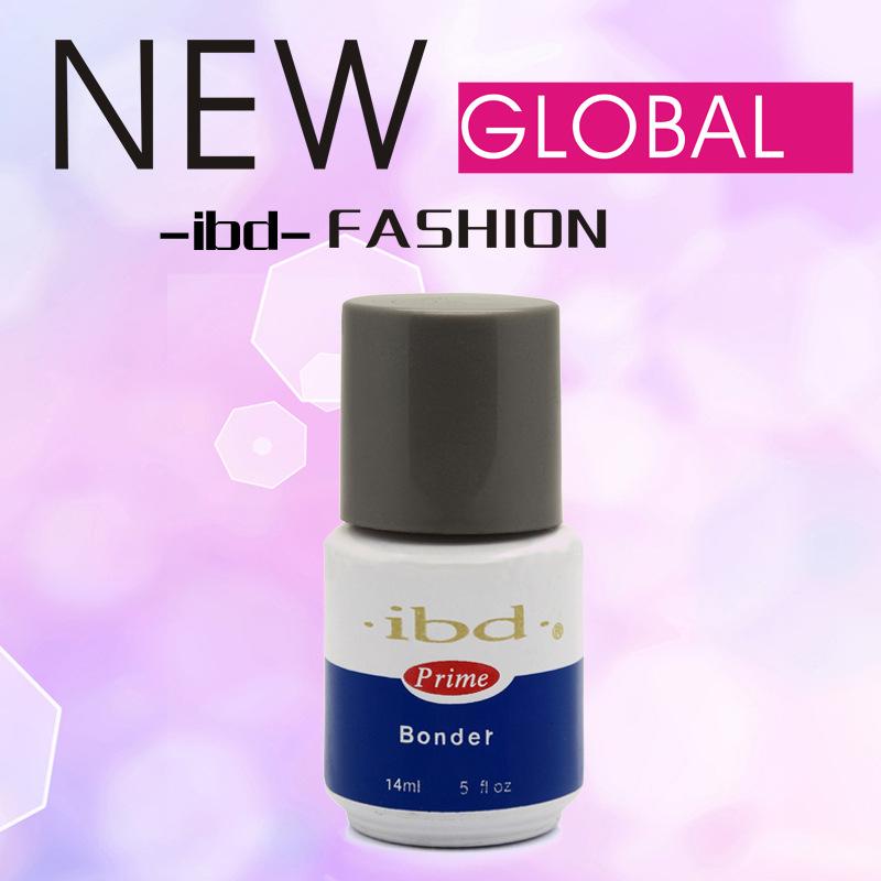 IBD Bonder UV Nail Primer 0.5oz 14ML salon for UV Gel Acrylic lasting bond odorless Binders Base Coat Polish(China (Mainland))