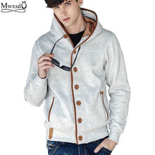 2016 new brand Mens spring hoodies for men cardigan Cotton Men sport sweatshirt men hoody Overcoat(China (Mainland))