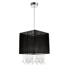 Buy NFLC-Modern Drum Shade Crystal Chandelier Ceiling Light Fixture Lamps for $24.04 in AliExpress store