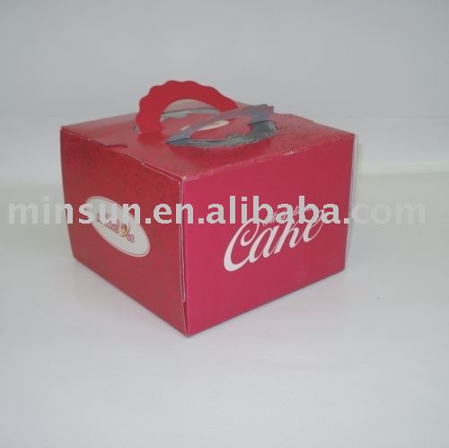 Cake Decorating Equipment Box : cake box 6 inch-in Cake Decorating Supplies from Home ...