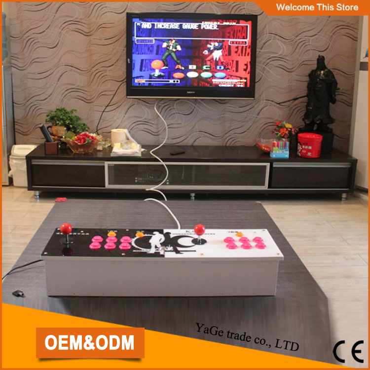 The most classic design DIY game machine,520 in 1 Pandora's Box 3 Household Multi game consoles(China (Mainland))