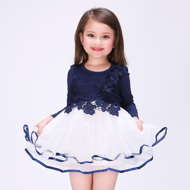 100-140cm Pink Little Girls Dresses Girls Lace Tutu Dress Girls Summer Dress Kids Clothing Clothes Korean Children Clothing 38(China (Mainland))