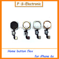 10pcs lot Home Button With Flex Cable Assembly Replacement Parts For iPhone 6S 4 7 iPhone