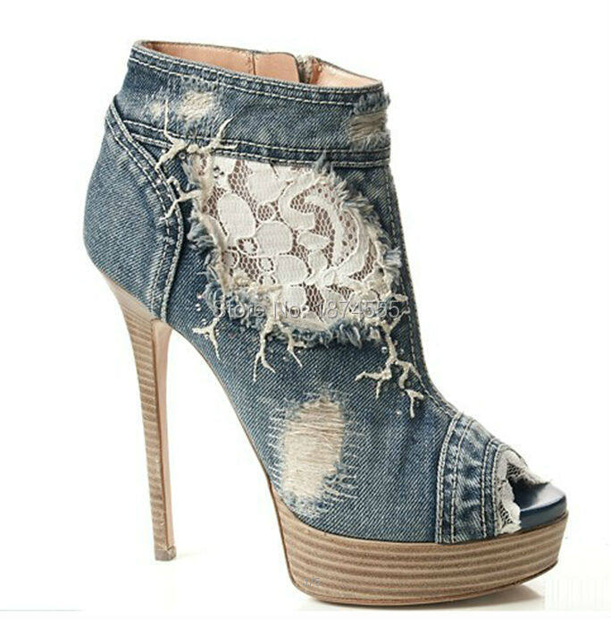 Creative Ankle Boots And Jeans Women With Elegant Photos In Australia | Sobatapk.com