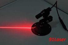 150mW 648nm Focusable Red laser module LINE, 16X68mm DC3.3-5V(China (Mainland))