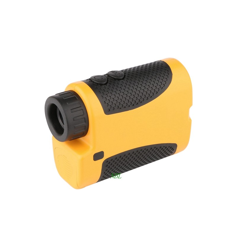 6X Monocular Telescope 1200m Laser Rangefinder 7C Viewing Angle Golf Laser Distance Meter Skilled Out of doors Searching Instruments