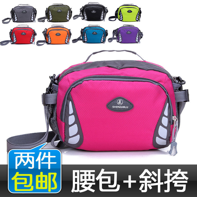 2015 Zipper Limited Sale Selling Women Nylon Bolsa Handbag Outdoor Sports Casual Waist Pack Large Size Female Bag United States <br><br>Aliexpress