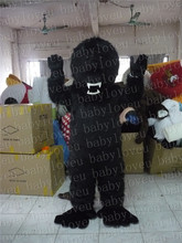 black chimps mascot costume halloween costumes party costume dinosaurs fancy dress christmas kids gift surprise