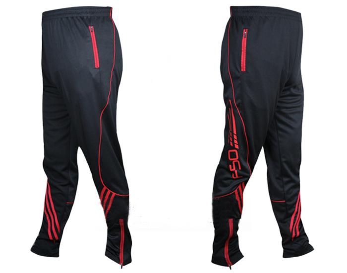 2015 Brand New Soccer Training Pants Slim Skinny Breathable Quick Dry Running Pants Men s Sports