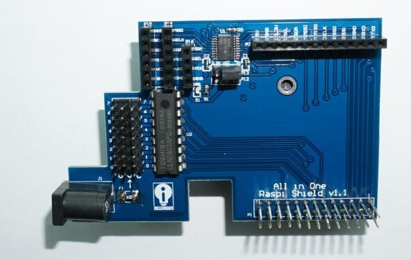 Raspberry Pi  full function expansion board