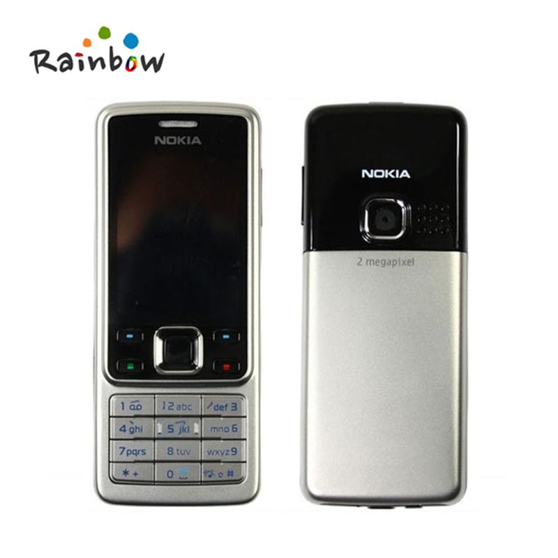 Original Nokia 6300 Bluetooth MP3 Java mobile phone Free Shipping Refurbished(China (Mainland))