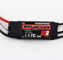 100% Original Hobbywing SkyWalker Brushless ESC 40A With BEC For RC Quadcopter Parts Free Shipping airplane(China (Mainland))