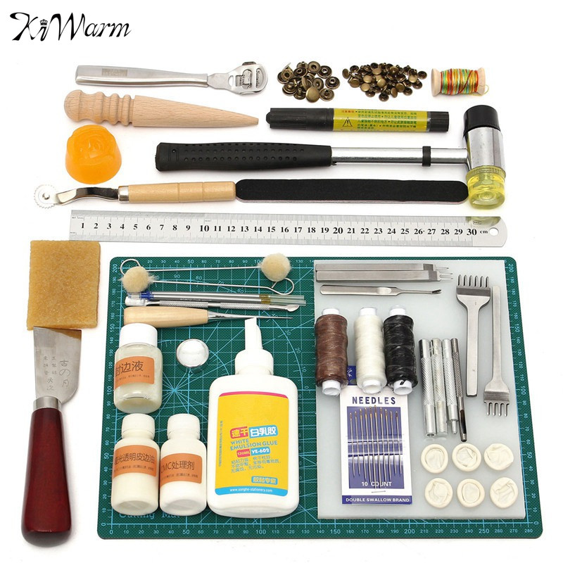 Online buy wholesale leather craft supplies from china for Craft supplies online cheap