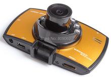 G30 Car DVR Novatek Car Camcorder with 1080P 2 7 inch TFT Screen HDMI G Sensor