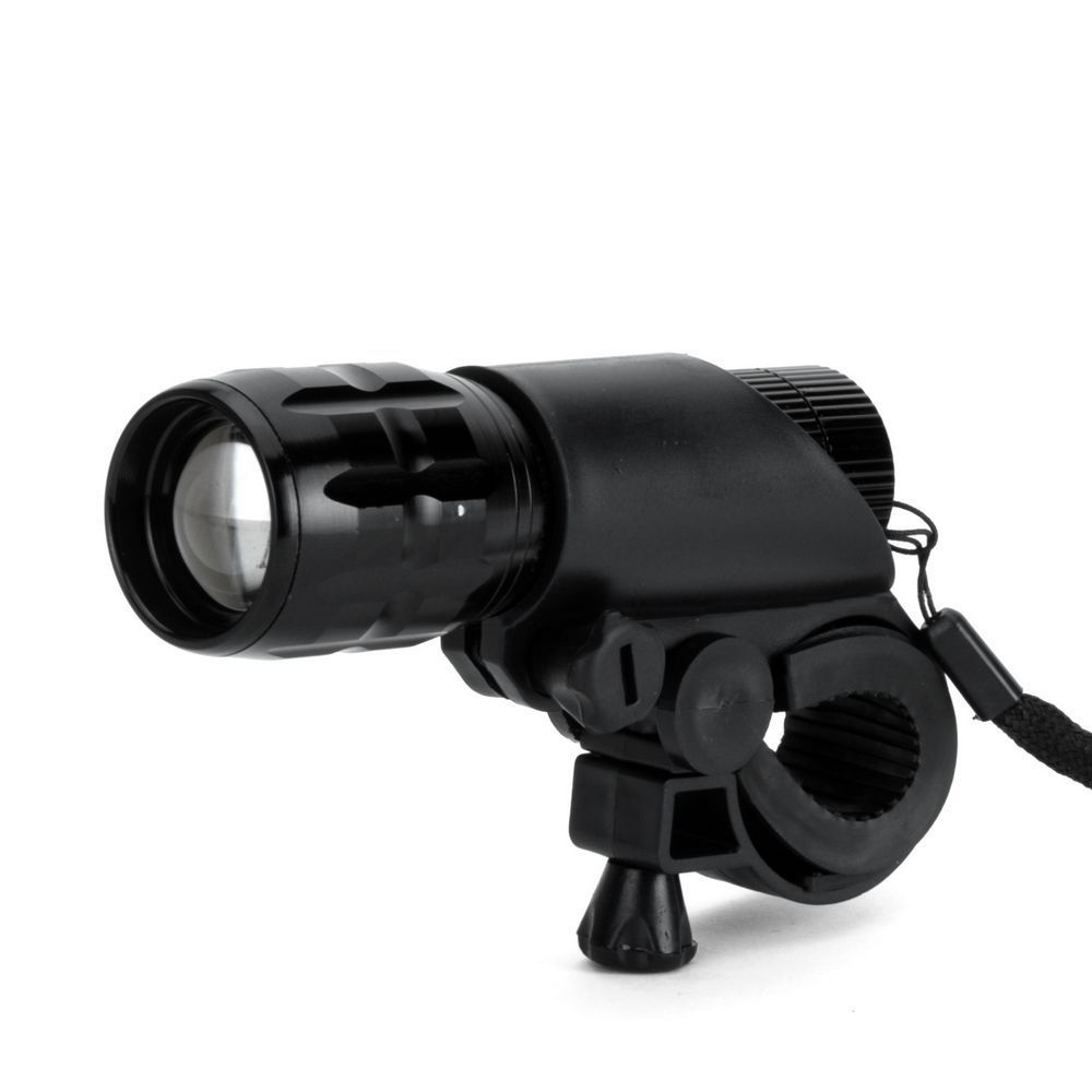 New Bicycle Light 7 Watt 2000 Lumens 3 Mode CREE Q5 LED Bike Light lights Lampp Front Torch Waterproof lamp + Torch Holder BL000(China (Mainland))