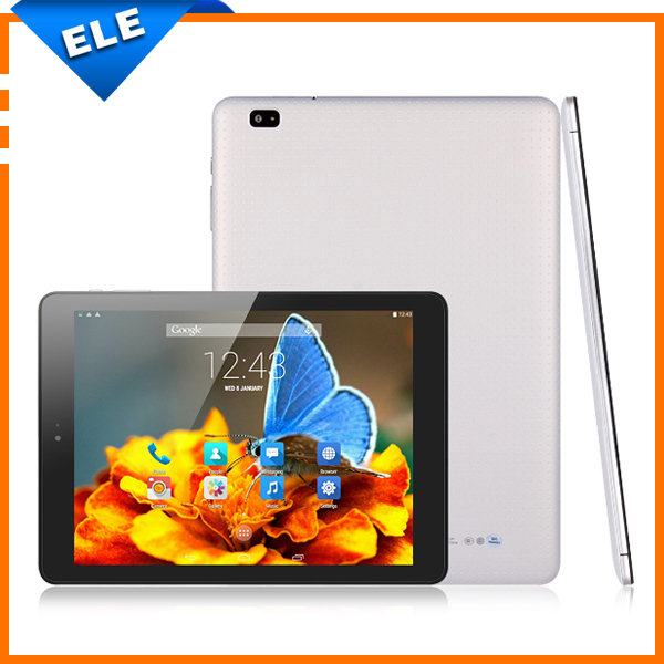 Original cube T9 4G LTE Tablet PC 9.7'' 2048x1536 Retina MTK8752 octa core 2G/32G Android 4.4 2MP+13MP BT TF card(China (Mainland))