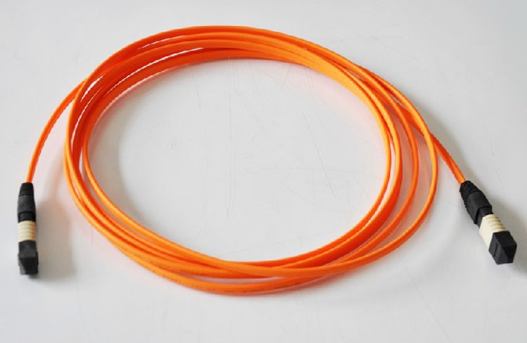 Factory direct MPO 12-fiber multimode fiber jumpers 5 m 62.5 / 125 personalized support(China (Mainland))
