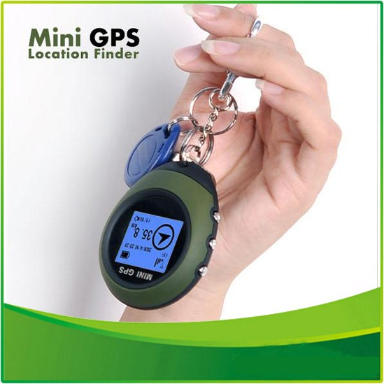 2pcs Universal GPS Tracker Handheld Mini GPS Reciever Navigation USB Rechargeable with Compass for Outdoor Sport Travel(China (Mainland))
