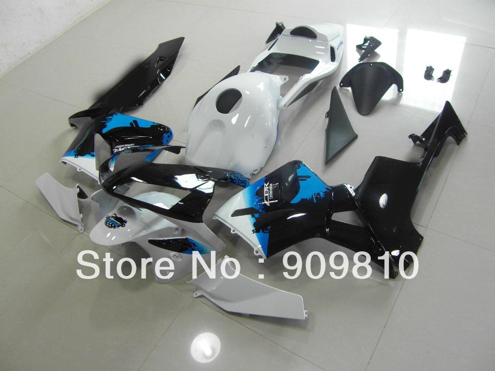 aftermarket replacement F5 cbr600rr fairing 2004 2003 cbr600 03 04 abs kits motocycle bodywork point - RacingFairing store