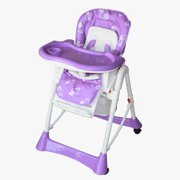 New style high quality easy folding portable baby chairs for sale in Booster