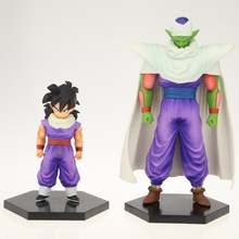Buy 2 pcs/lot Dragon Ball Z Son Gohan & Piccolo Action Figures Model Toy Doll Figuras for $17.85 in AliExpress store