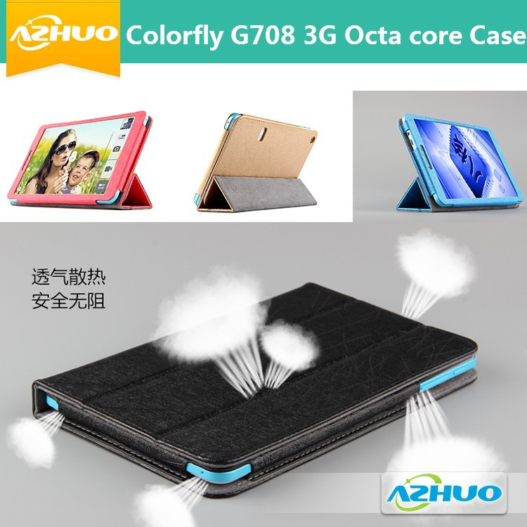 Colorfly G708 3G Octa core case