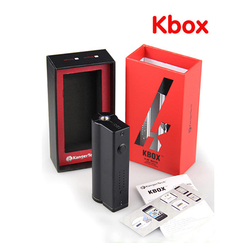 Mod Kanger KBOX 40W Subtank /Kangertech Authentic kanger kbox mod 40w original kanger kbox 200w mod temperature control variable wattage box mod suit for 18650 battery kbox 200w in stock