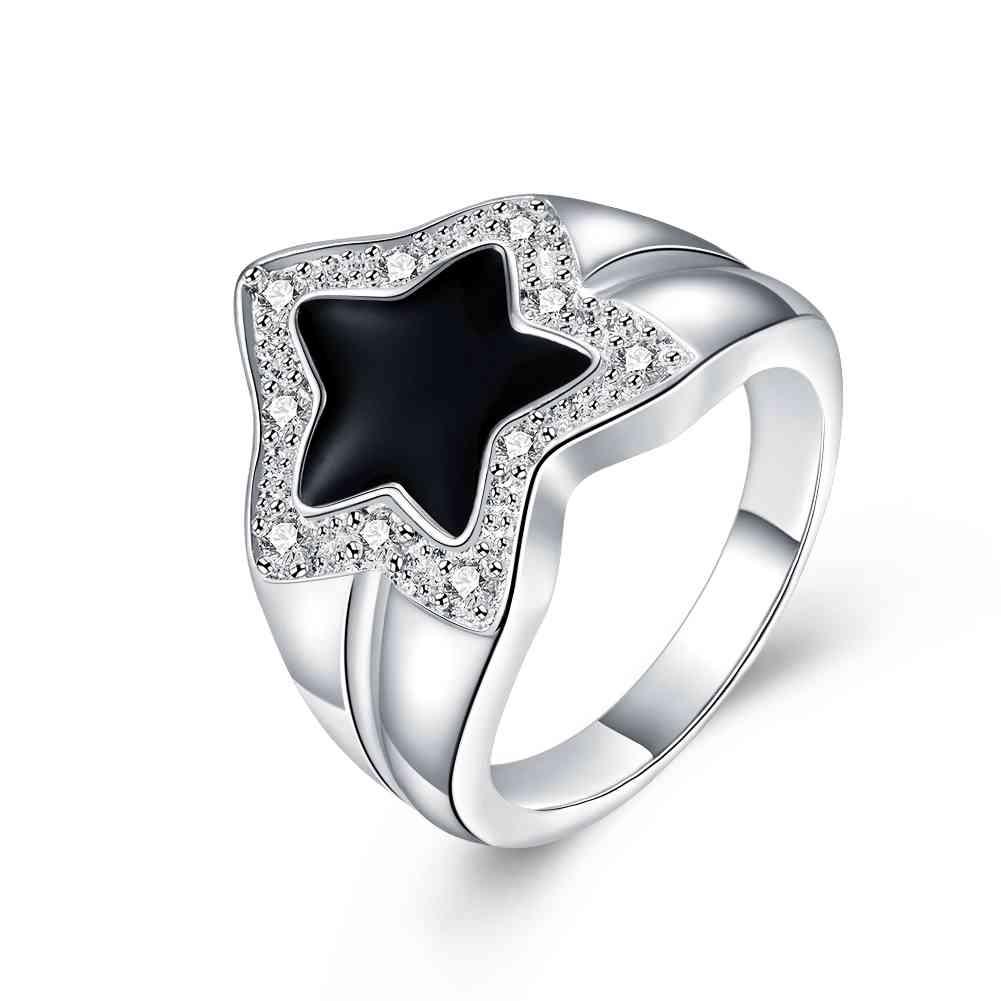 Online Buy Wholesale Silver Pentagram Ring From China Silver Pentagram Ring Wholesalers