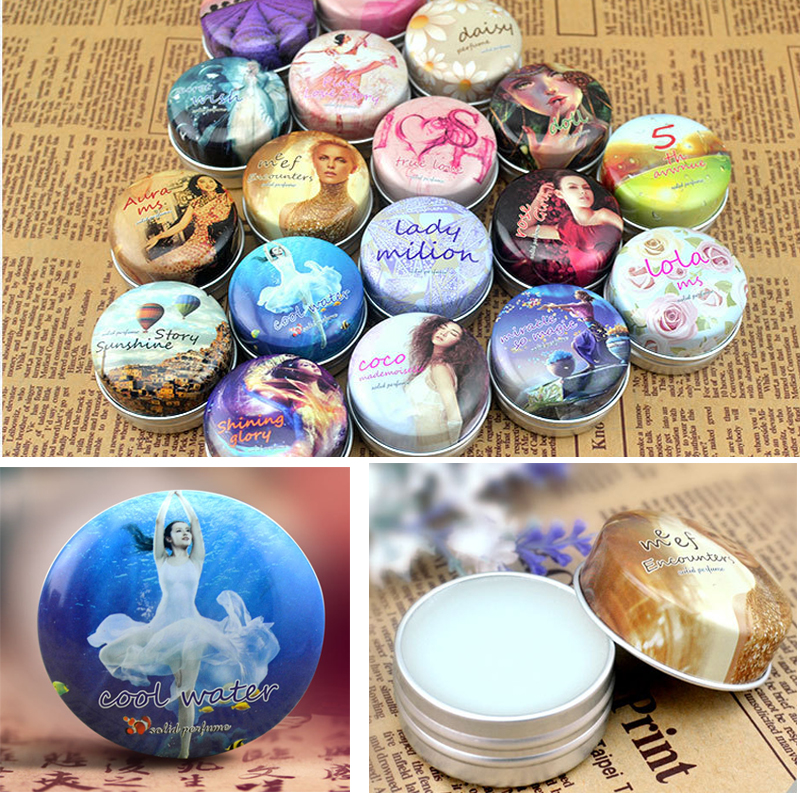 Mini Box Perfumes Originals Deodorant Solid Hot Perfumes And Fragrances For Women Sweet Girl parfum perfume das mulheres(China (Mainland))