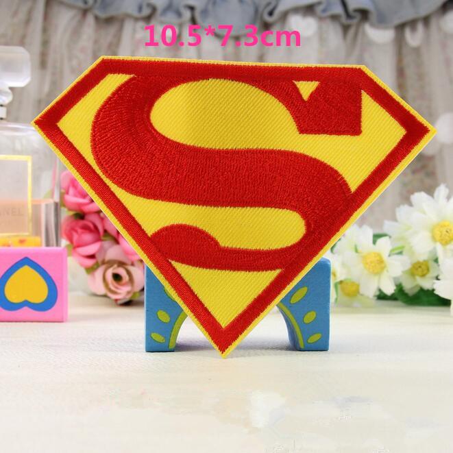 Superman logo patch promotion shop for promotional