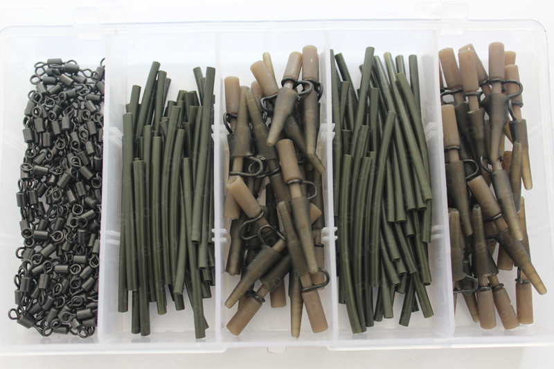 Free shipping carp fishing tackle shrink tube heavy duty for Shipping tubes for fishing rods