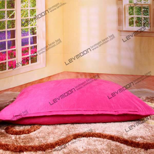 Фотография FREE SHIPPING 140*180CM rose bean bag chairs cover bean bag luxury suede bean bag coversluxury bean bags
