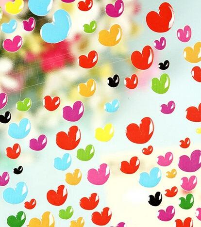 Creative Color 3D Cloud Heart series epoxy sticker/Decoration label/Phone sticker/ Wholesale<br><br>Aliexpress
