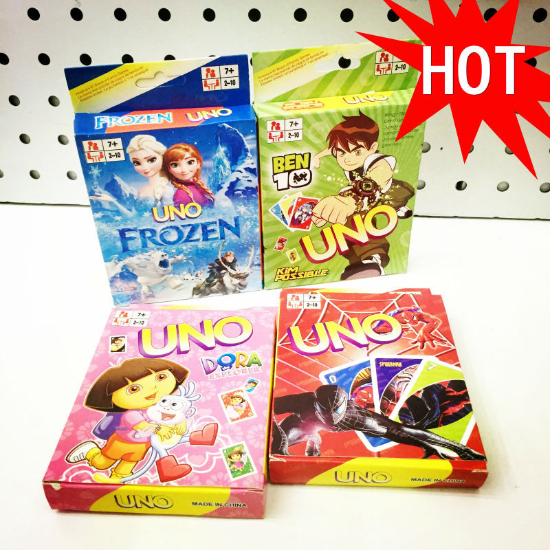 Collect Uno Card Game