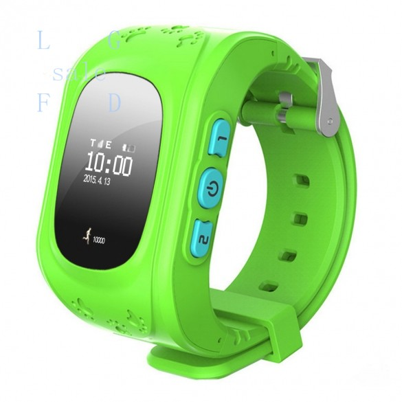 GPS Trackers For Kids/Child/Older/Smart GPS Watch/Bracelet/Wristband/Positioning Watch/Anti-Lost/Personal Tracker 10(China (Mainland))