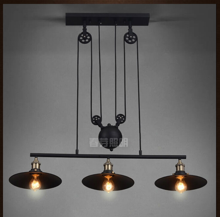 Online Get Cheap Pulley Light Fixtures Alibaba Group