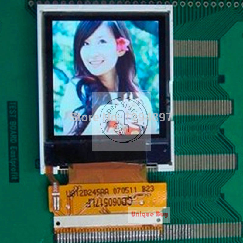 "1.5""1.5Inch SPI Interface Color STN LCD Module Display 132X132(RGB) 65K Colors(China (Mainland))"