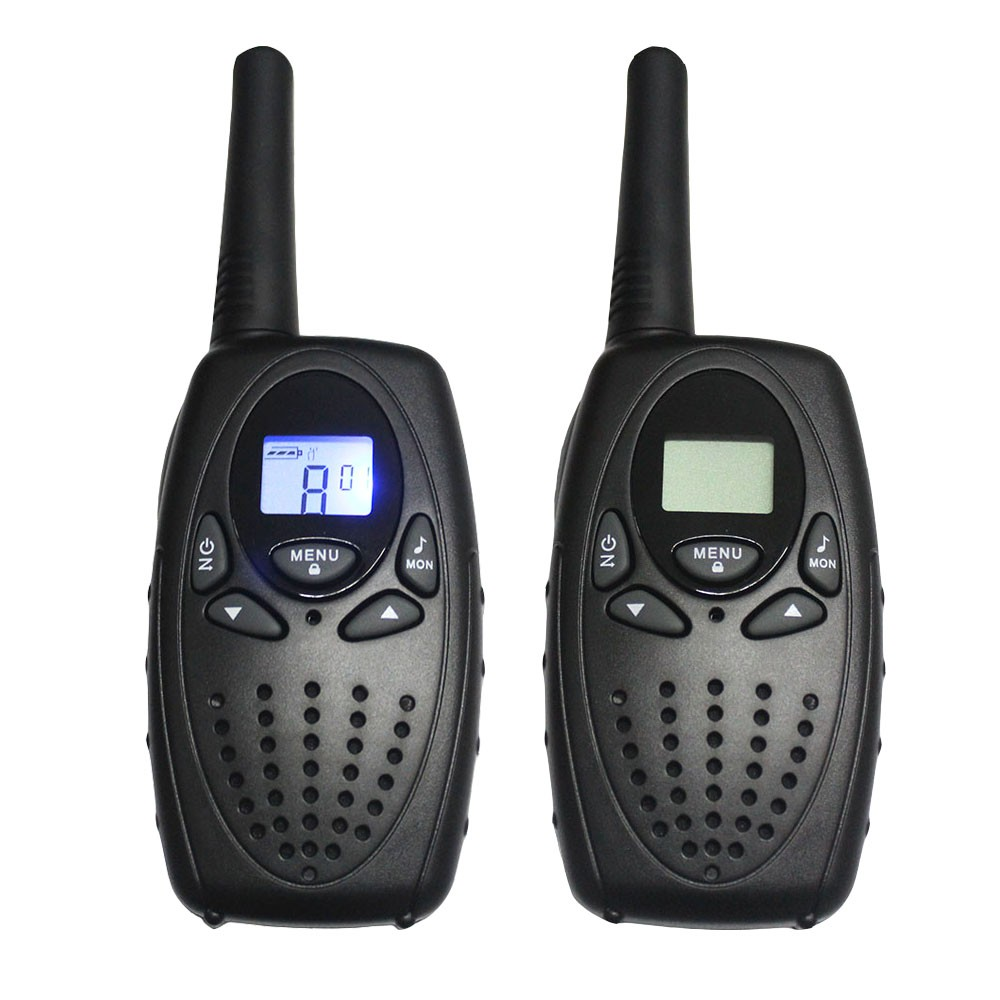 walkie talkie 628 black-19