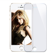 For screen protecter iphone 5 protector tempered glass clear front covering Pelicula De Vidro ecran protecteur for iphone5s
